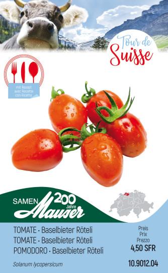 Tour de Suisse Tomate Baselbieter Röteli