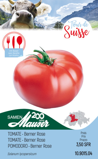 Tour de Suisse Tomate Berner Rose