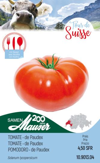 Tour de Suisse Tomate de Paudex