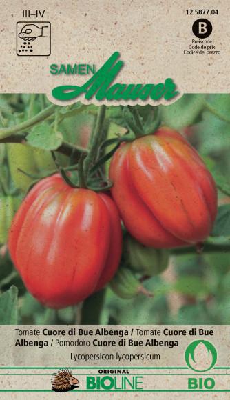 Tomate Cuore di Bue Albenga