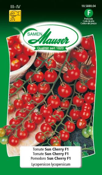 Tomate Sun Cherry F1
