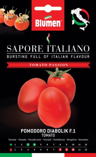 Tomate Diabolik F1