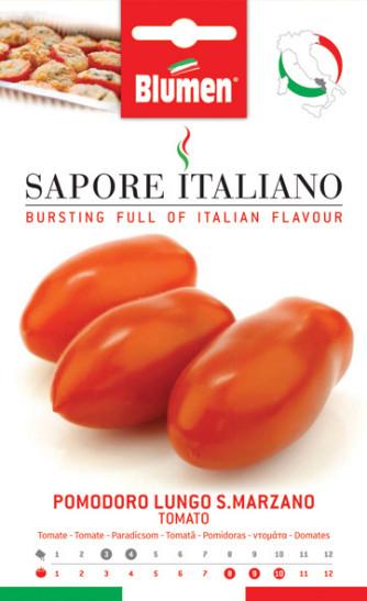 Tomate Lungo San Marzano