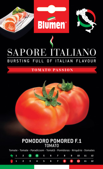 Tomate Pomored F1