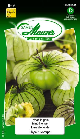 Tomatillo grün
