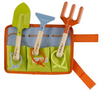 Toolbelt + 3 Tools