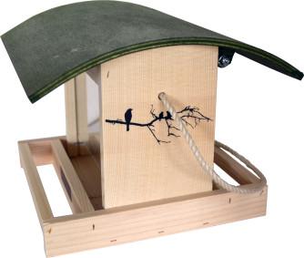 Vogelfutterhaus Pilatus FSC