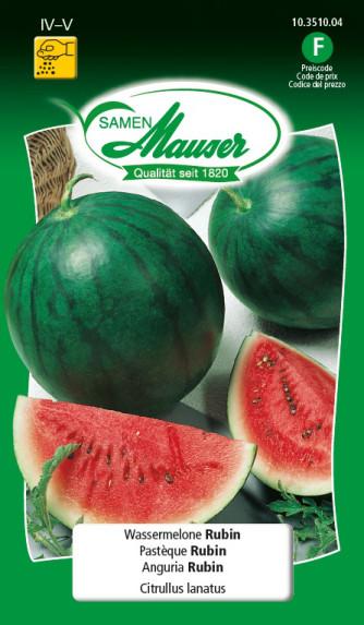 Wassermelone Rubin