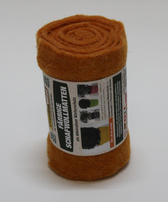 GardenWool® Winterschutzmatte farbig orange
