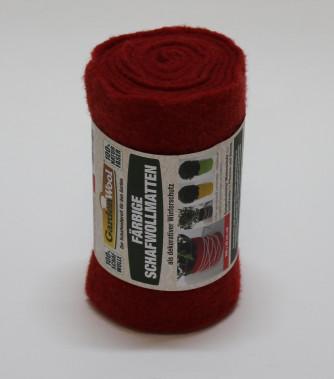 GardenWool® Winterschutzmatte farbig rot