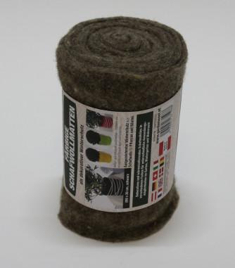 GardenWool® Winterschutzmatte farbig schwarz