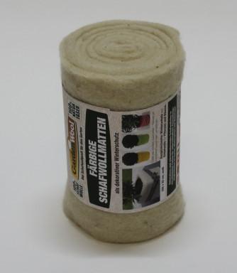 GardenWool® Winterschutzmatte farbig weiss