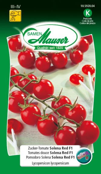 Zucker-Tomate Solena Red F1